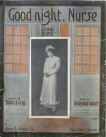 Good Night, Nurse! (1918) afişi