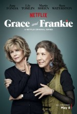 Grace ve Frankie (2015) afişi