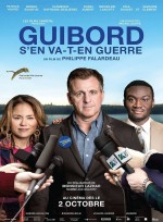 Guibord s'en va-t-en guerre (2015) afişi