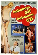 Hababam Git Hababam Gel (1975) afişi