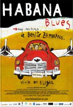 Habana Blues (2005) afişi