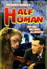 Half Human: The Story Of The Abominable Snowman (1958) afişi