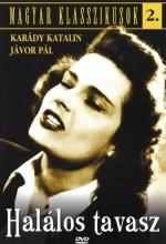 Halálos Tavasz (1939) afişi