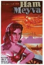 Ham Meyva (1957) afişi