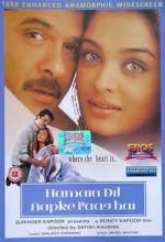 Hamara Dil Aapke Paas Hai (2000) afişi