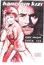 Hancının Kızı (1963) afişi