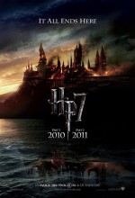 Harry Potter Ve Ölüm Yadigarları Bölüm 1 Filmi Türkçe İzle