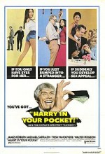 Harry in Your Pocket (1973) afişi