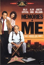 Memories of Me (1988) afişi
