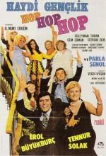 Haydi Gençlik Hop Hop Hop (1975) afişi