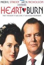 Heartburn (1986) afişi