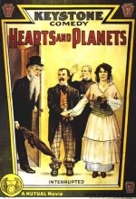 Hearts And Planets (1915) afişi