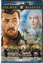 Heaven Knows, Mr. Allison (1957) afişi