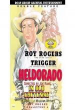 Heldorado (1946) afişi