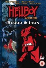 Hellboy : Kan Ve Demir (2007) afişi