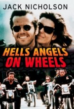 Hells Angels On Wheels (1967) afişi