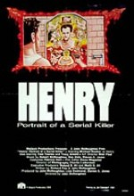 Henry: Portrait Of A Serial Killer (1986) afişi