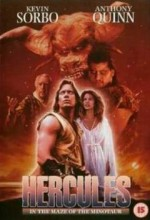 Hercules In The Maze Of The Minotaur (1994) afişi