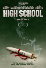 High School (2010) afişi