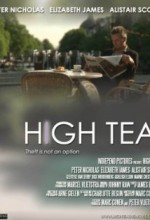 High Tea (2011) afişi