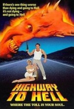 Highway To Hell (1992) afişi