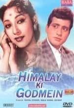 Himalay Ki Godmein (1965) afişi