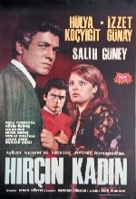 Hırçın Kadın (1967) afişi