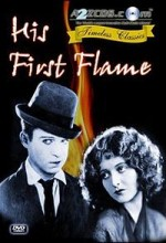 His First Flame (ı) (1927) afişi