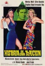 Historia De Una Traición (1971) afişi