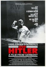 Hitler: A Film From Germany (1977) afişi
