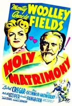 Holy Matrimony (1943) afişi