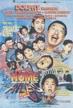 Home Along Da Riles Da Movie (1993) afişi