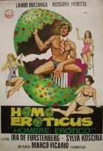 Homo Eroticus (1971) afişi
