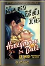Honeymoon in Bali (1939) afişi