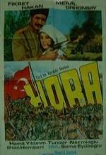 Hora Geliyor Hora (1976) afişi