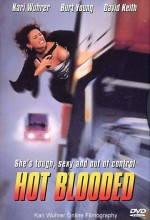 Hot Blooded (1997) afişi