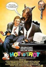Hot To Trot (1988) afişi
