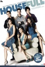 Housefull (2010) afişi