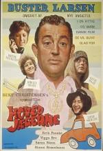 Hovedjægerne (1971) afişi