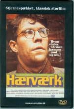 Hærværk (1977) afişi