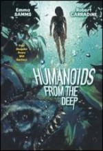 Humanoids From The Deep (ı) (1996) afişi