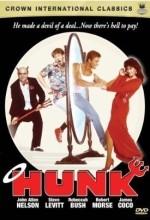 Hunk (1987) afişi