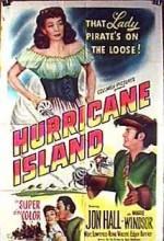 Hurricane ısland (1951) afişi