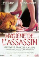 Hygiène De L'assassin (1999) afişi