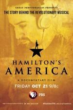 Hamilton's America (2016) afişi