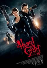Hansel ve Gretel: Cadı Avcıları (2013) afişi