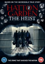 Hatton Garden the Heist  (2016) afişi