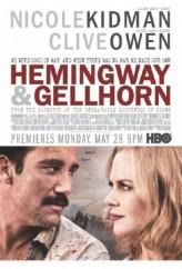 Hemingway & Gellhorn (2012) afişi