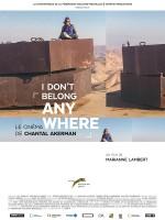 Hiçbir Yere Ait Değilim (2015) afişi