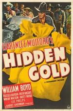 Hidden Gold (!) (1940) afişi